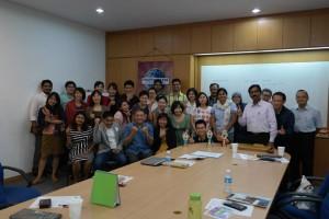 KUTMC Humorous Speech and Evaluation Contests 2014