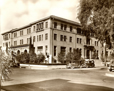 YMCA, Santa Ana, California, home of the first Toastmasters Club