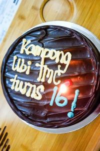 Kampong Ubi Toastmasters Club Turns 16!